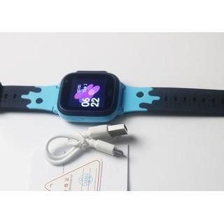 BiBi SmartWatch Kid- Đồng hồ thông minh theo dõi trẻ em có định vị từ xa, cảnh báo SOS, Camera, Nghe gọi 2 Chiều - hàng nhập khẩu - AC006GC thumbnail