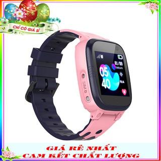 BiBi SmartWatch Kid- Đồng hồ thông minh theo dõi trẻ em có Định vị từ xa, Cảnh báo nguy hiểm SOS, Camera, Nghe gọi 2 Chiều - AC001GC thumbnail