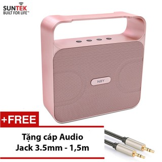 LOA Bluetooth SUNTEK Nby-360 Pink - 223138571 thumbnail