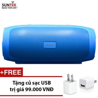 Loa Bluetooth SUNTEK H14 (Xanh) - 347770321 thumbnail