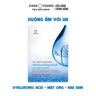 MẶT NẠ DƯỠNG ẨM CẤP NƯỚC HÀN QUỐC MOISTURIZING MASK_CANA MY SKIN SOLUTION - SM-MO-004A thumbnail