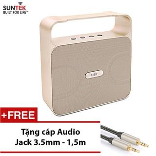 LOA Bluetooth SUNTEK Nby-360 Gold - 223140318 thumbnail