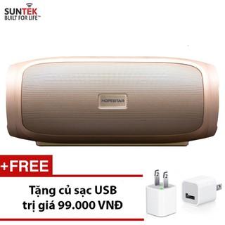 Loa Bluetooth SUNTEK H14 (Vàng) - 347766200 thumbnail
