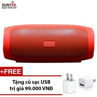 Loa Bluetooth SUNTEK (Đỏ) - 347755822 thumbnail