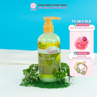 Dầu xả Olive Avatar 500ml Nuôi dưỡng tóc Chắc khỏe Chống gãy rụng Tóc Dài Suôn Mềm mượt - OLIVE-500ml thumbnail
