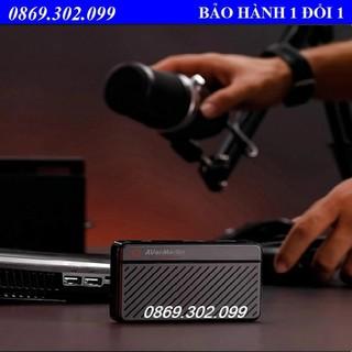 Thiết bị ghi hình live stream Avermedia GC311 - Thiết bị thu hình AverMedia Live Gamer Mini - GC311 - Capture Card AVerMedia Live Gamer MINI GC311 - GC311 thumbnail