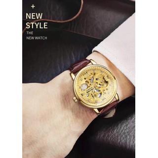 Đồng hồ cơ teveseee cao cấp - Đồng hồ cơ 0116 thumbnail