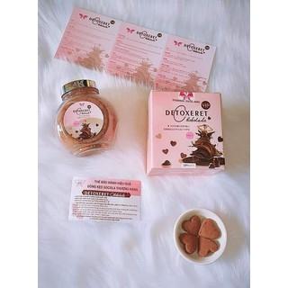 Kẹo Sô-cô-la giảm cân nhanh và an toàn - 12345 kẹo hỗ trợ giảm cân hàng xuất khẩu Nhật thumbnail