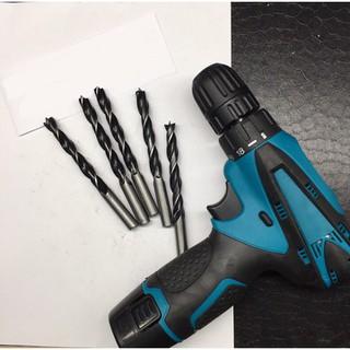 Mũi khoan sắt, mũi khoan gỗ 6mm - MUI-KHOAN thumbnail
