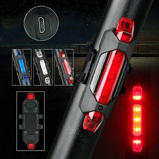Đèn xe đạp - Đèn hậu Led - Đ-Sau thumbnail