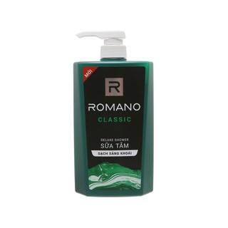 Dầu gội Romano 2 in 1 tắm gội chai khổng lồ 900g - 454 thumbnail