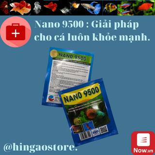 Nano 9500 Giải pháp cho cá luôn khỏe mạnh - An Lộc Phát sản phẩm giúp cá khỏe - Hingaostore. - PHA-ALP-N9500 thumbnail