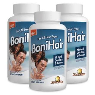[Chính hãng] BoniHair ngăn rụng tóc - BoniHair hỗ trợ cải thiện khôi phục màu tóc tự nhiên- Hỗ trợ cải thiện bạc tóc - 1000000083415 thumbnail
