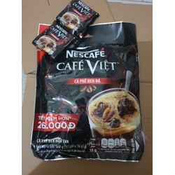 [CHỈ GIAO HCM] cà phê đen đá [cafe nes việt] 130K/ bịch 35 gói