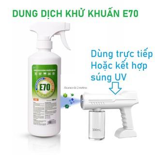 Nước sát khuẩn E70 - 4077_48337264 thumbnail