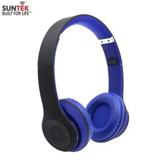 Tai nghe Bluetooth STN-019 xanh đen - 103387737 thumbnail