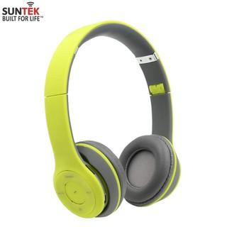TAI NGHE Bluetooth STN-019(Xanh Nõn chuối xám) - 103386870 thumbnail