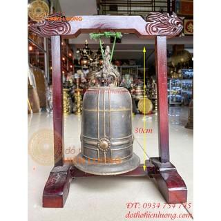 Chuông Đồng Đúc Treo - 6563_48360406 thumbnail