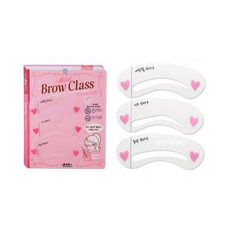Khuôn kẻ lông mày Mini Brow Class bộ 3 kiểu - 1438_48382940 thumbnail