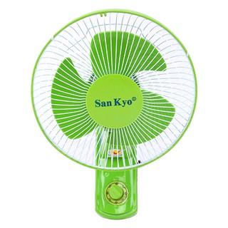 Quạt Treo Tường SanKyo B200LT - Hàng chính hãng-Đường kính cánh 20cm-Công suất 24W-3 tốc độ gió điều chỉnh bằng dây - B200LT thumbnail