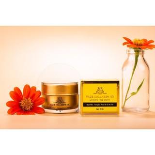 Kem face collagen x3 ngừa mụn hết thâm nám hết tàn nhang lâu năm, kem dưỡng da, cấp ẩm cho da - Kem face Collagen X3 thumbnail