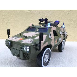 Mô hình Quân sự xe ZFB 05 1 24 - MH 124 ZFB05 thumbnail