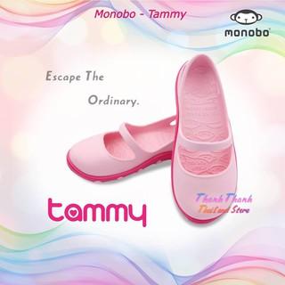 Giày nhựa đúc 2 lớp Thái Lan đi mưa MONOBO - TAMMY - TAMMY thumbnail