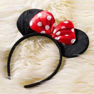 Bờm cài tóc tai chuột Mickey dễ thương - HD223 thumbnail