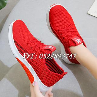 Giày thể thao nữ kẻ sọc, đế khoan phối màu Mã số 499 - 4163_48457471 thumbnail