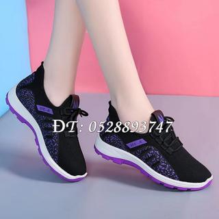 Giày thể thao, giày đi bộ nữ dạng lưới đế mềm 2 màu Mã số 311 - 4163_48456003 thumbnail