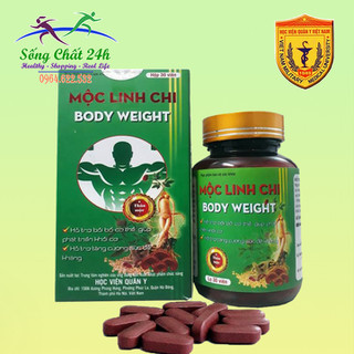 Mộc Linh Chi Body Weight Học Viện Quân Y - Sống Chất 24h - MOCLINHCHI001 thumbnail