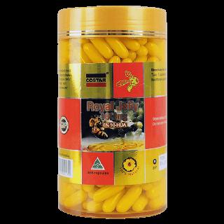[Có sẵn] [Chính hãng] Sữa Ong Chúa Costar Royal Jelly 1610mg (365 Viên) - PVN742 thumbnail
