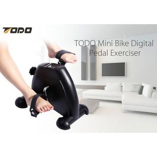 Xe Đạp Tập Thể Dục mini với Màn hình LCD đa năng - XEDAP thumbnail