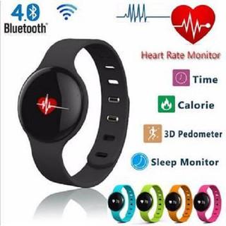 Vòng tay thể thao thông minh đo nhịp tim theo dõi vận động kết nối điện thoại - 3218_48512459 thumbnail