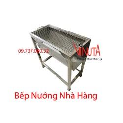 lò nướng thịt bằng than ngoài trời