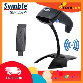 Đầu đọc mã vạch Symble SB-1258W - SP0011SD thumbnail