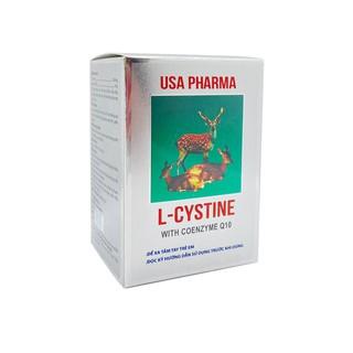 Viên uống L-Cystine đẹp da, sáng mịn da, chống lão hóa, giảm rụng tóc - Hộp 60 viên - Viên uống L-Cystine đẹp da, sáng mịn da thumbnail