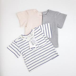Áo phông kẻ Icotton cho bé từ 1 đến 8 tuổi - 8936204521244 thumbnail