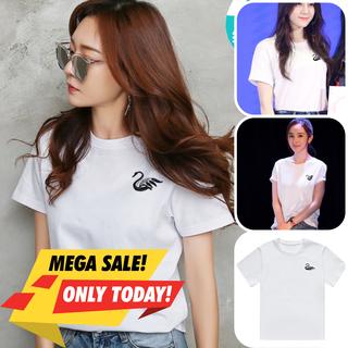 Áo thun nữ áo nữ cotton trắng hoạ tiết size S M L A-16 - A-16 thumbnail
