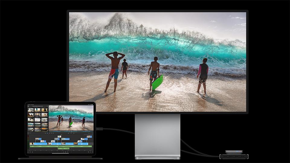 kết nối iPad Pro 2021