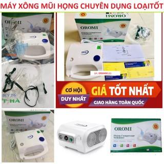 Máy Xông Khí Dung Mũi Họng OMRON NE-C101 bản đặc biệt loại tốt siêu bền , hỗ trợ điều tri viêm xoang , phổi , phế quản - V95 thumbnail