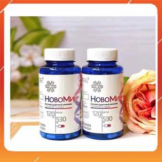 Novomin tăng cường đề kháng, bảo vệ tế bào, giải độc cơ thể của Siberian - 230821_20 thumbnail