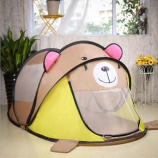 Lều chơi tự động cho trẻ em hình con gấu đáng yêu - 4559224173 thumbnail