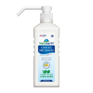 Cồn xịt diệt khuẩn Natuearth Plus 750ml (Siêu Tiết Kiệm) - 4077_48771169 thumbnail