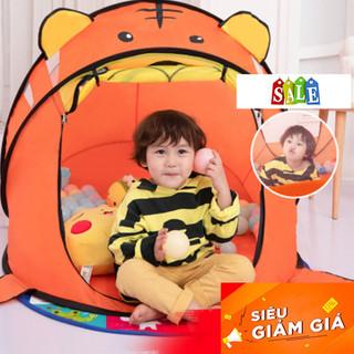 Lều Tự Bung Hình Thú Siêu Đẹp cho bé- Hàng Loại Tốt - 6097063032 thumbnail