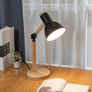 Đèn Bàn DE02 Trang Trí Phòng Ngủ Có Khớp Xoay Kiểu Dáng Hàn Quốc - DBTGDE02-2 thumbnail