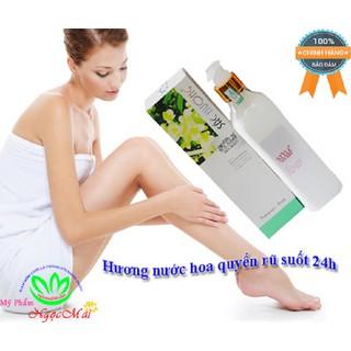Kem dưỡng trắng, Giữ ẩm, Làm mịn da toàn thân SẮC HƯƠNG STYLE - Kem dưỡng trắng, Giữ ẩm, Làm mịn da toàn thân 1