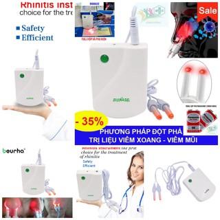 Máy BioNase - Hỗ trợ điều tri xoang,Tri viêm mũi dị ứng hiệu quả loại tốt chinh hãng - v113 thumbnail
