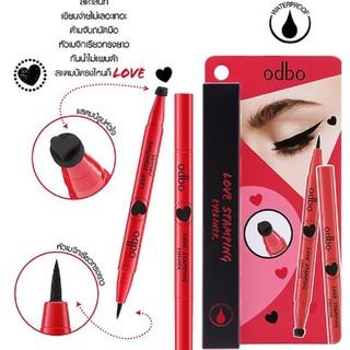 Kẻ Mắt Nước Lâu Trôi Odbo LOVE Stamping Eyeliner - Kẻ Mắt Nước Lâu Trôi Odbo LOVE Stamping Eyeli thumbnail