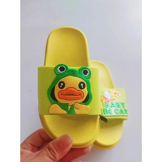 dép vịt xinh mềm mại êm chân cho bé trai và gái - DVN thumbnail